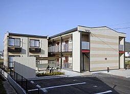 香川県丸亀市土器町東7の賃貸アパートの外観