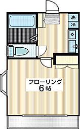 コクーンハウス[3階]の間取り