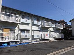 神奈川県横浜市戸塚区柏尾町の賃貸アパートの外観