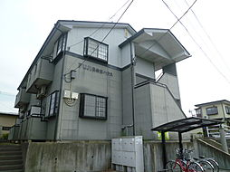 宮城県仙台市青葉区桜ケ丘6丁目の賃貸アパートの外観