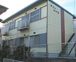 サニーハイツ西都賀[201号室]の外観