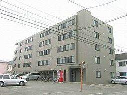北海道札幌市豊平区美園五条3丁目の賃貸マンションの外観