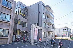 北海道札幌市東区北三十七条東5丁目の賃貸マンションの外観