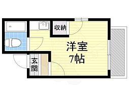 矢田駅 2.2万円