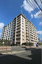 ニューシティアパートメンツ南小倉Ⅱ[6階]の外観