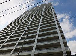 ライオンズマンション大阪スカイタワー[21階]の外観