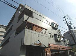 ウッディR ONE[2階]の外観