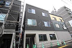 北海道札幌市北区北三十四条西4丁目の賃貸アパートの外観