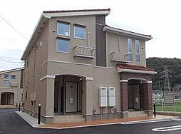 フィオーレ西庄A[1階]の外観