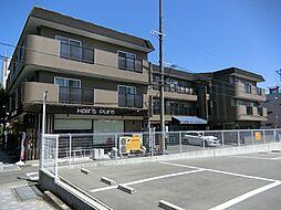リバティ茨木[3階]の外観
