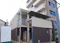埼玉県熊谷市桜木町1丁目の賃貸アパートの外観