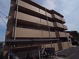 シャトレ参番館[1階]の外観