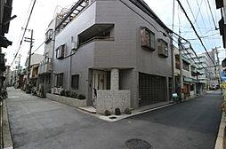 大阪府大阪市生野区鶴橋1丁目の賃貸マンションの外観
