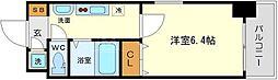 VIENTO VERDE[12階]の間取り