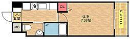 FDSFelicekohama[6階]の間取り