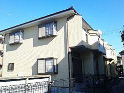千葉県千葉市花見川区瑞穂の賃貸アパートの外観