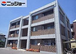 TI−DA横山マンション[1階]の外観
