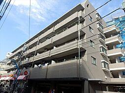 アブニール南台[4階]の外観