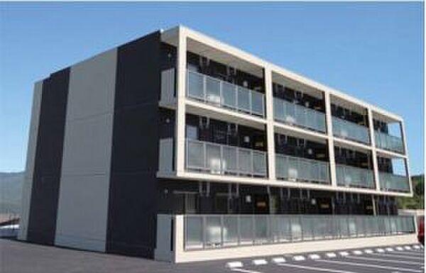 滋賀県野洲市市三宅の賃貸マンションの画像