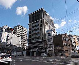 京都府京都市下京区稲荷町の賃貸マンションの外観