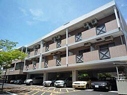 大阪府高槻市別所中の町の賃貸マンションの外観