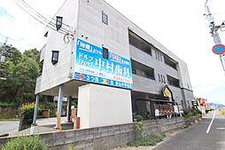 岡山県岡山市北区伊島北町の賃貸マンションの外観
