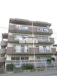 静岡県浜松市中区小豆餅4丁目の賃貸マンションの外観