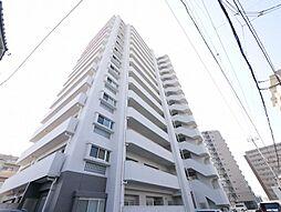 岡山県岡山市北区西古松1丁目の賃貸マンションの外観