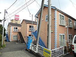 ハーミットクラブハウス鶴ヶ峰A棟[1階]の外観