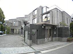 兵庫県芦屋市山芦屋町の賃貸マンションの外観