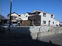 愛知県名古屋市北区西味鋺5丁目の賃貸アパートの外観