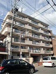 京都府京都市山科区竹鼻地蔵寺南町の賃貸マンションの外観