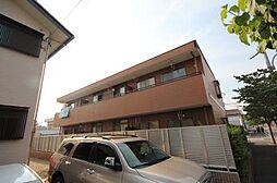 愛知県名古屋市中川区西伏屋2丁目の賃貸マンションの外観