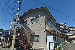 西村アパート[2階]の外観