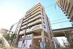 グロー駒川中野[410号室]の外観