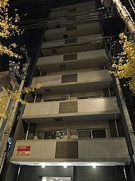 ウイングコート阿波座[6階]の外観