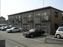 松南ハイツ[104号室]の外観