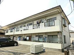 東京都三鷹市牟礼6丁目の賃貸アパートの外観