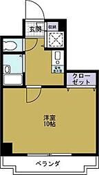 コートダジュール[2階]の間取り