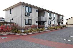 長野県須坂市墨坂2丁目の賃貸アパートの外観