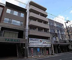 京都府京都市下京区雁金町の賃貸マンションの外観