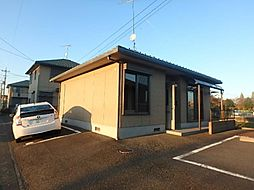 群馬県太田市藤阿久町の賃貸アパートの外観
