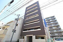 兵庫県神戸市灘区水道筋5丁目の賃貸アパートの外観