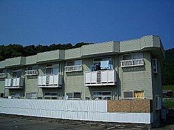 グリーンハイツ城山[1階]の外観