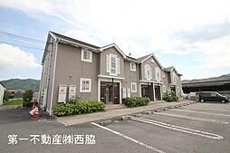 兵庫県多可郡多可町中区安坂の賃貸アパートの外観
