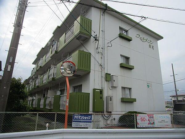 ヴェルメゾン飯尾 3階の賃貸【静岡県 / 浜松市南区】