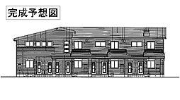 ヴィラ四ノ宮[204号室号室]の外観