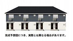 JR山陽本線 高島駅 徒歩9分の賃貸アパート