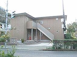 神奈川県鎌倉市長谷5丁目の賃貸アパートの外観