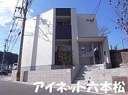 福岡市地下鉄七隈線 福大前駅 徒歩7分の賃貸アパート